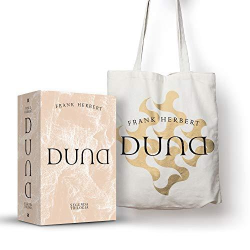 Box Duna: Segunda Trilogia + Ecobag Duna