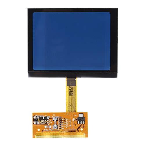 Monitor de respaldo en el tablero del vehículo Pantalla LCD del automóvil de alta definición para la pantalla del monitor VDO Se adapta a TT A6 Ahorre miles en guiones con píxeles faltantes