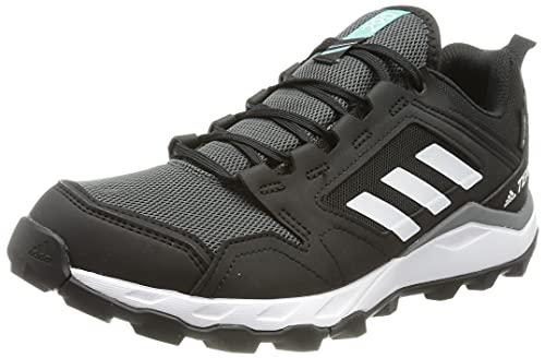 adidas Terrex Agravic TR GTX W, Zapatillas de Trail Running Mujer, NEGBÁS/Balcri/MENACI, 38 EU