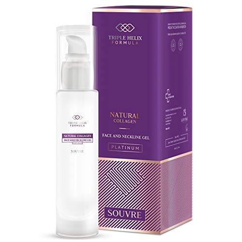 Souvre Internationale Natural Collagen Platinum (Face) 50 ml