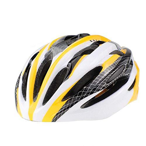 YINUO-Casque Vélo Casque De Vélo De Route Équipement De Vélo De Montagne Hommes Et Femmes Vélo Balance De Voiture Un Casque Respirant (Color : 2)