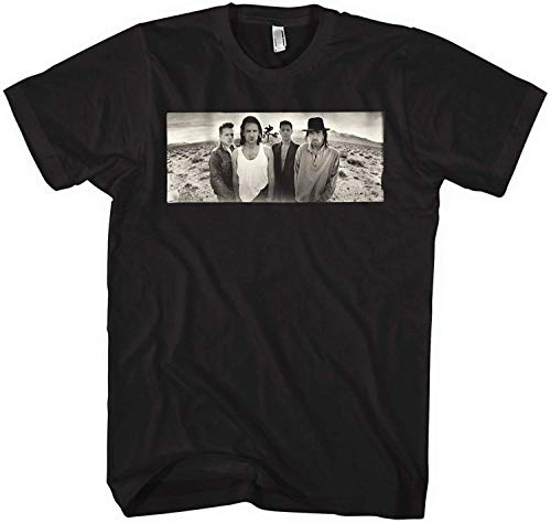 NR852EFS36 U2 The Joshua Tree Adult T Shirt,Camisetas y Tops(XX-Large)