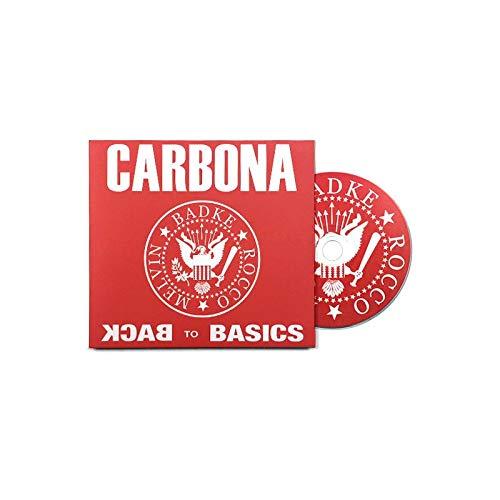 "Carbona ""Back To Basics"" CD Digipack"