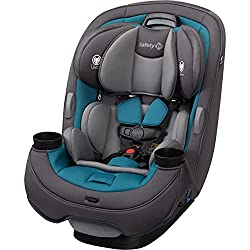This image shows Safety 1st Grow and Go which is one of the safest convertible car seat in my review