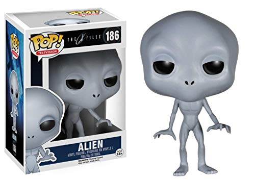 Funko - estatuilla X-Files - Alien 10cm Pop - 0849803042547