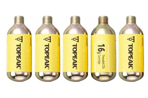 Topeak -   Co2-Pumpe 16g Co2