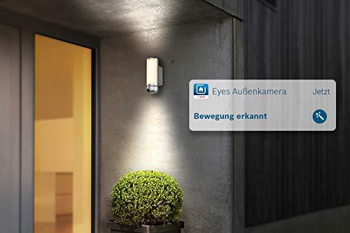 Bosch Smart Home Eyes Außenkamera (Variante Deutschland, Frankreich und Österreich - kompatibel mit Alexa)