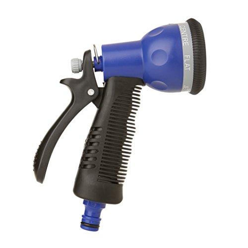 TATAY 51101 - Pistolet à 7 Positions 15 x 6.3 x 19.5 cm, Couleur Bleue