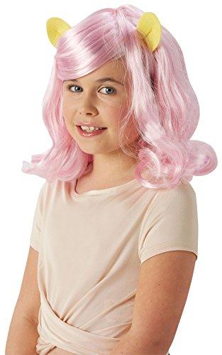 Rubie \'s Offizielle My Little Pony Flutter Shy Perücke Kind Fancy Kleid Accessory (One Size)