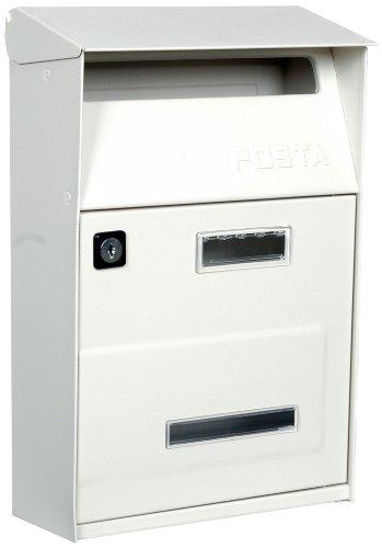 Domus 2006/W Cassetta Postale, Bianco