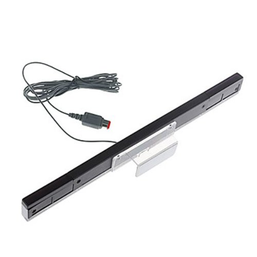 HuntGold Nouveau rayon infrarouge filaire sensor bar pour nintendo wii