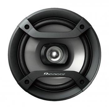 Pioneer TS-F1634R 6.5 inch 200W 16 cm 2-Way Car Audio Speakers (Pair) TS-F Series 2012 Model