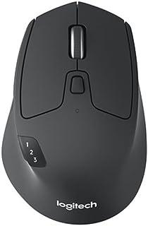 Logitech M720 Triathlon Wireless PRO 鼠标,适用于 PC 和 Mac