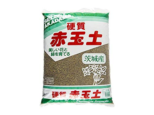 Akadama hard quality Select 2/5 mm (c.ca 11 kg - 15 lt), per bonsai