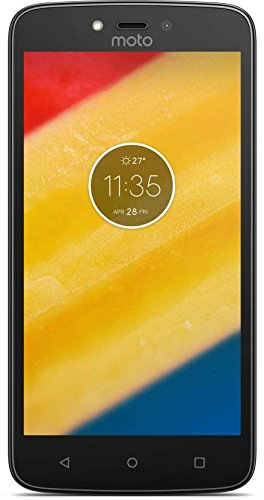 Moto C Plus (Starry Black, 2GB RAM, 16GB Storage)