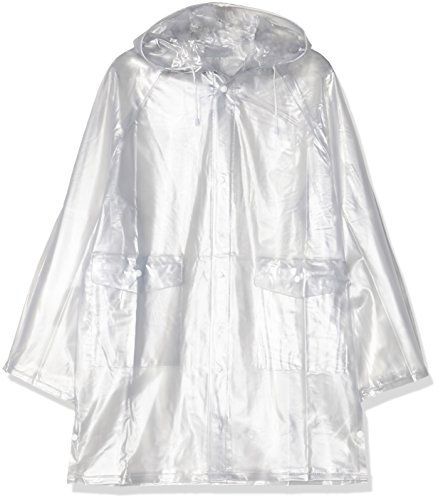 HKM Regenjacke, transparent, XL