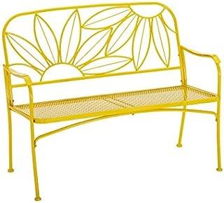 Best yellow garden bench Reviews