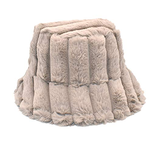 Aire Libre Sombrero De Pescador Ocio Sombreros cómodo y cálido Plegable Impresión Japonesa Suave manténgase Caliente Engrosado Sombrero del Cubo Ajustable 56-58CM