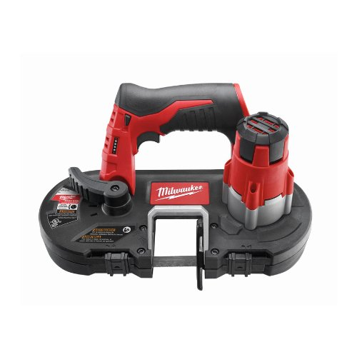 Milwaukee M12BS-0 M12 Akku-Bandsäge, Red & Black