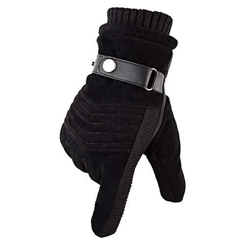Winterhandschuhe Touchscreen Radfahren, Handschuhe um warm zu halten Winter Radfahren Ski Outdoor- Handschuhe Telefingers Handschuhe wasserdichte warme Fahrradhandschuhe