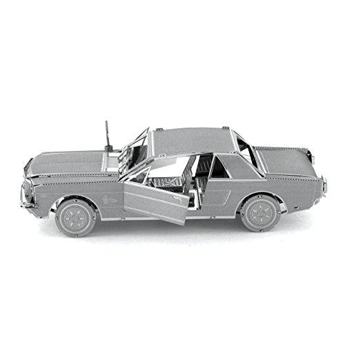 Fascinations Metal Earth 1965 Ford Mustang 3D...