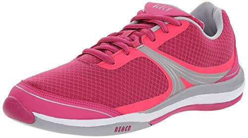 Bloch Women's Element Cross Trainer, Pink, 8.5 Medium US