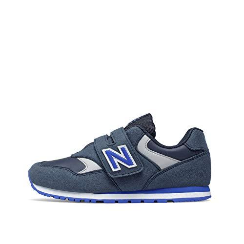 Neue Balance Sport YV393CNV Blaue Sport Schuhe Kind
