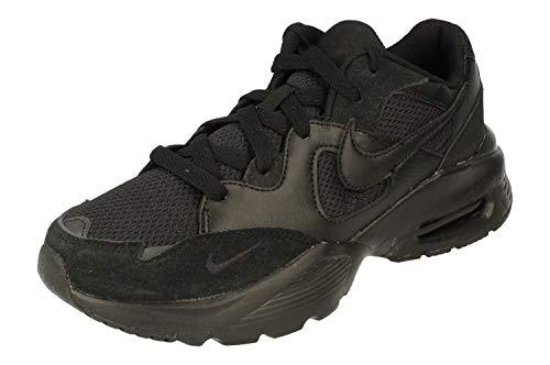 Nike Air Max Fusion Mens Running Trainers CJ1670 Sneakers Shoes (UK 7 US 8 EU 41, Black Black Black 001)