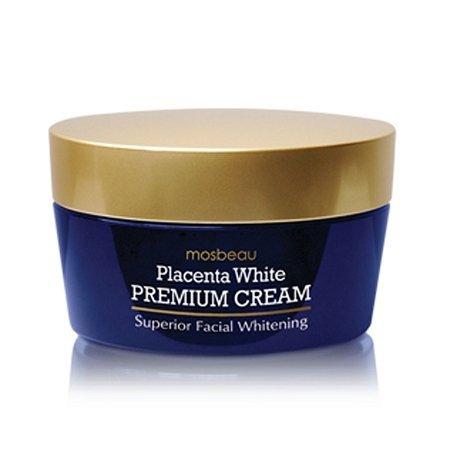 Authentische Mosbeau Plazenta weiß Premium Gesichts Creme mindert Falten und Augenringe Ihre Haut mit der kombinierten Leistung der 40 Wirkstoffe