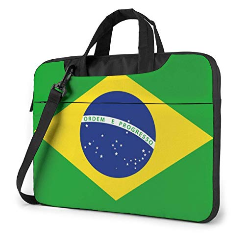 Shockproof Laptop Bag Brazil Computer Bag Durable Case Sleeve for PC Tablet Cushion Protective Laptop Briefcase