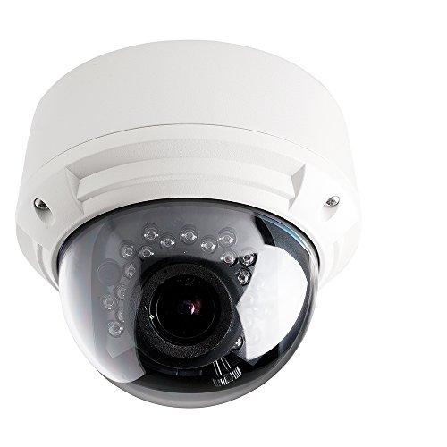 Bticino 391322Sicherheit Dome für Außen, 2.8–12mm, WDR PAL