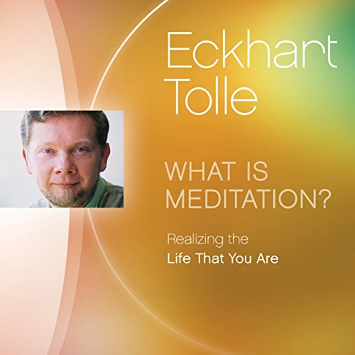 What Is Meditation? audiobook cover art