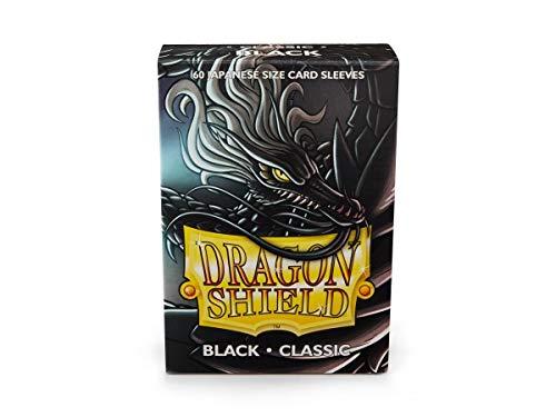 Dragon Shield- Sobres para Tarjetas, Color Negro, 1