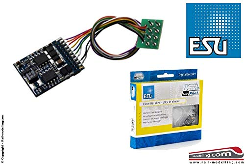 ESU 54610 LokPilot V4.0, mit 8-pol. Stecker