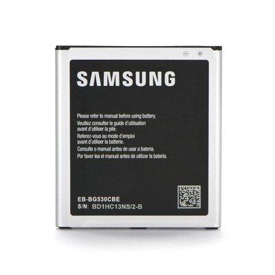 Bateria Original Samsung EB-BG530CBE para Samsung Galaxy Grand Prime - 2600mAh -...