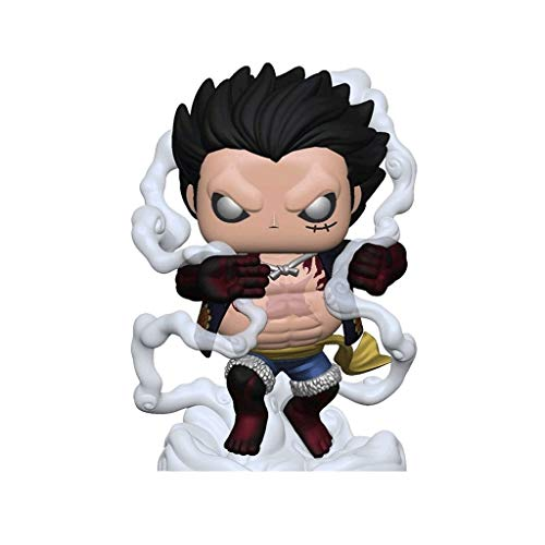 Good Buy Funko Pop Animation : One Piece - 4th Gear Monkey D Luffy (Exclusive) Figure 3.75inch Vinyl Gift for Anime Fans Figure