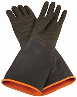Sandblasting Gloves with Industrial Strength Abrasive Protection (18