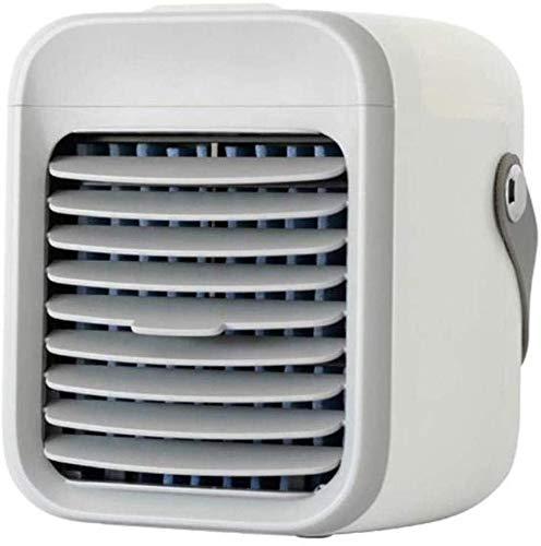 Blaux Tragbare AC - Wiederaufladbare Klimaanlage Wassergekühlte - Portable USB Batterie 2000mAh wiederaufladbare - Schnelle Kühlung in Sekunden 30 Just - Klein Persönliche Klimaanlage für Zuhause