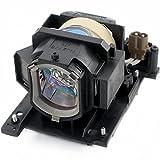 Original DT01171 Lámpara de proyector repuesto UHP 245W bombilla con carcasa para HITACHI CP-WX4021 CP-WX4021N CP-WX4022WN CP-WX5021 CP-WX5021N CP-X4021N CP-X4022WN CP-X5021N CP-X5022WN proyectores