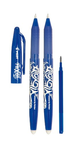 Pilot 2260BM2I - Aktionspack Inhalt: 2 Frixion Ball blau + 1 Frixion Mine GRATIS