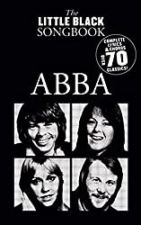ABBA Little Black Songbook 70 chansons.