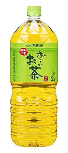 お〜いお茶 緑茶 2L×6本 PET