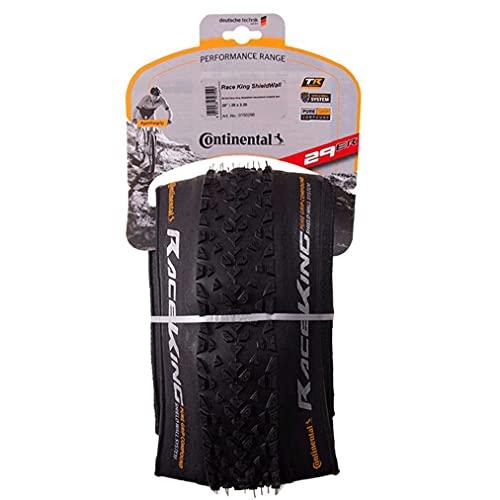 Jorzer Bicicletas Plegables De Neumáticos De Repuesto Continental Camino De La Montaña Mtb Protección De Neumáticos (29x2.2cm)