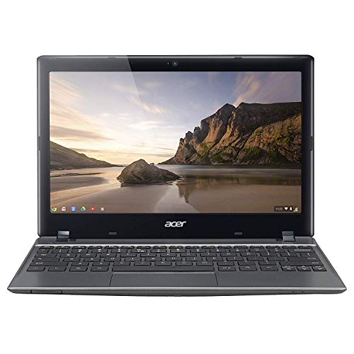 Acer Chromebook NX.SHEAA.004 11.6-Inch Netbook (Gray)