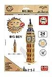 Giochi Grandi Mini Puzzle 3D in Legno Big Ben