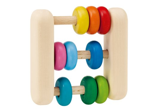 Selecta Spielzeug- Jouet à saisir-Abacus, 1417, 8 x 2,5 x 8,5 cm