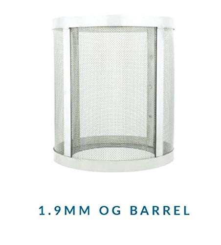 Read About Futurola Super Shredder #8 Screen Barrel 3mm - Mesh - Basket - 1 Count