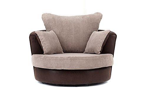 Abakus Direct Swivel Chair