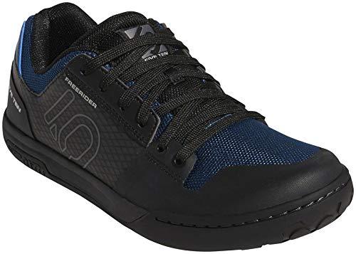 Five Ten Freerider Contact Men's Mountain Bike Shoe, Size 12, Legend Marine/Grey Four/Black