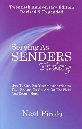 Serving As Senders - Today